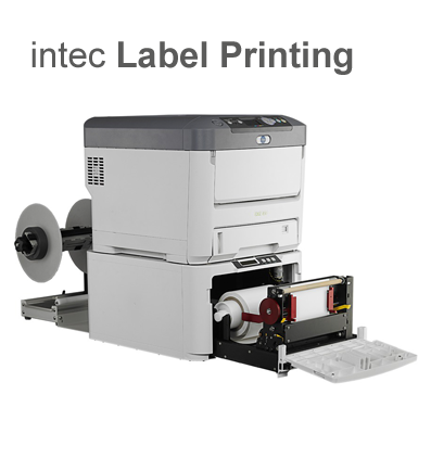 intec label printing